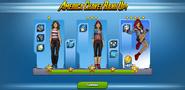 America Chavez Ranks