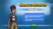 Character Unlocked! Moon Girl