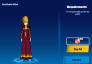 Royal Scarlet Witch Van Dynes