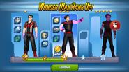 Wonder Man Ranks