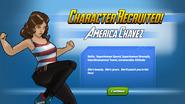 America Chavez Recruited