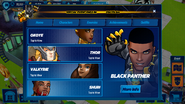 Black Panther Event Characters