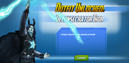 Outfit Unlocked! Deconsecrator Thor
