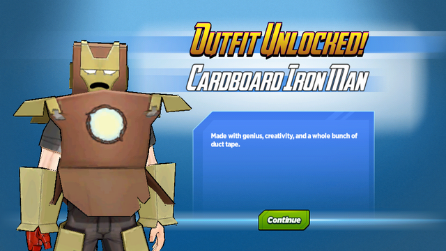File:Outfit Unlocked Cardboard Iron Man.png