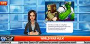 World War Hulk Event News