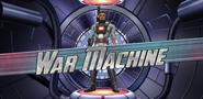 Character Recruited! War Machine 2.0