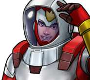 Falcon Astronaut Icon