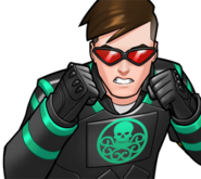 Hydra Agent Rank 3