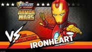Ironheart Armor Wars Challenger