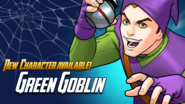 Recruit Available Green Goblin