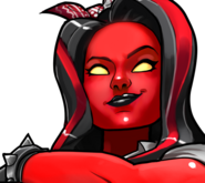 Red She-Hulk Rank 1 icon