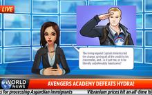 Captain America news