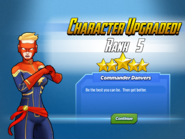 Captain Marvel Rank 5