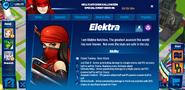 Elektra's profile