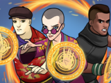 Masters of the Mystic Arts