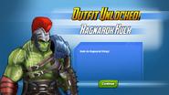 Outfit Unlocked! Ragnarok Hulk