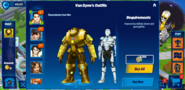 Thanosbuster Iron Man Van Dynes