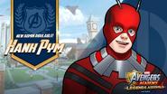 New Recruit Hank Pym