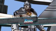 Korg Boss Arrival