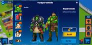 War Hulk Van Dynes