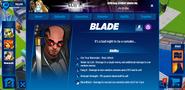 Blade's Profile
