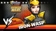 Iron Wasp Armor Wars