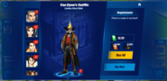 Cowboy Ghost Rider Van Dynes