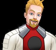 Hank Pym Rank 3 icon