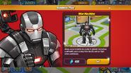 War Machine Armor Wars Ad