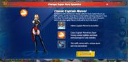 Captain Marvel Classic ad