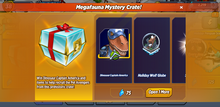 Megafauna Mystery Crate!