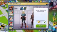 Heavy Metal Captain America Van Dynes