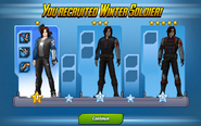 Winter Soldier Ranks