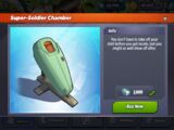 Super-Soldier Chamber