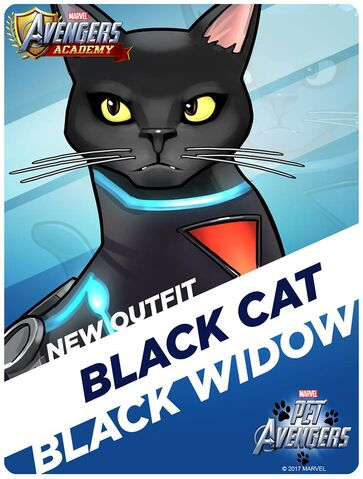 File:New Outfit Pet Avengers Event Black Cat Black Widow.jpg