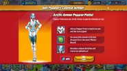 Arctic Armor Pepper Potts Armor Wars Ad