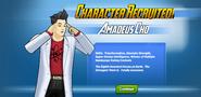 Character Recruited Amadeus Cho