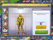 Gold Ultron