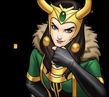 Loki Laufeyson (Earth-TRN562) from Marvel Avengers Academy 020