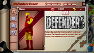 Defenders Event Home