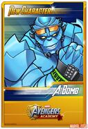 New Character Card A-Bomb
