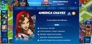 America Chavez Profile