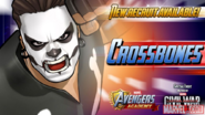 Crossbones Promo