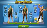Hercules Ranks