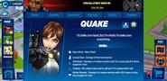 Quake Profile