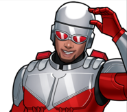 Samuel Wilson (Earth-TRN562) from Marvel Avengers Academy 013