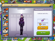 Iron Hawkeye
