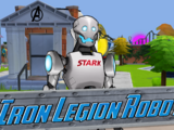 Iron Legion Robot