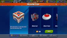 Microchip Crate