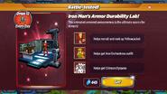 Armor Durability Lab Ad